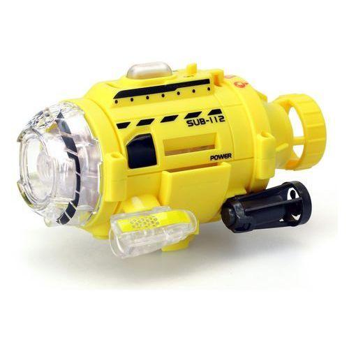Silverlit łódź podwodna spy cam aqua (z kamerą) (4891813824183)