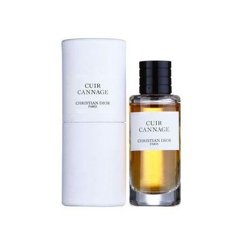 la collection privée christian dior cuir cannage woda perfumowana unisex 7,5 ml + do każdego zamówienia upominek. wyprodukowany przez Dior