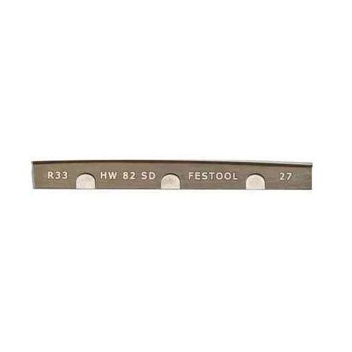 Festool nóż spiralny hw 82 sd do głowicy nożowej hk 82 sd