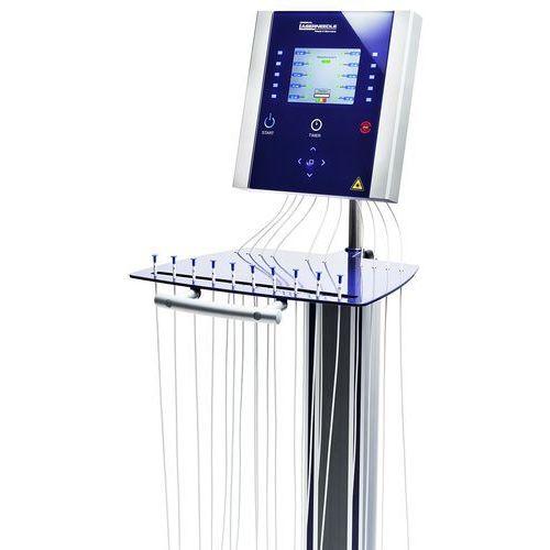 Laserneedle - światłowodowy laser dla ortopedii i sportu (wersja na stoliku lub walizka) marki Bardo-med