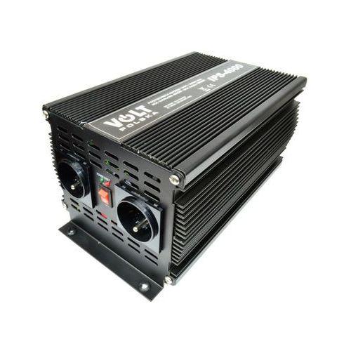 VOLT IPS 4000/12 Przetwornica napięcia 2000W/4000W 12V/230V (5909182410421)