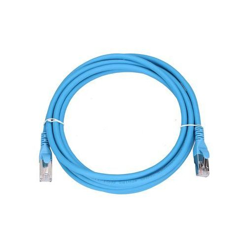 patchcord lan kat.6a s/ftp 10gbit/s 3m miedź kabel sieciowy skrętka marki Extralink