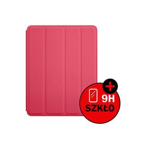 Etui smart case do apple ipad 2 3 4 + szkło hartowane - różowy, marki 4kom.pl