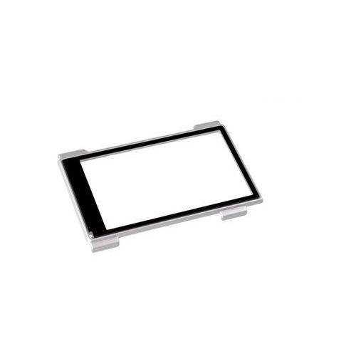 GGS Osłona LCD (szkło) IIIG - Sony NEX-5c/3 silver