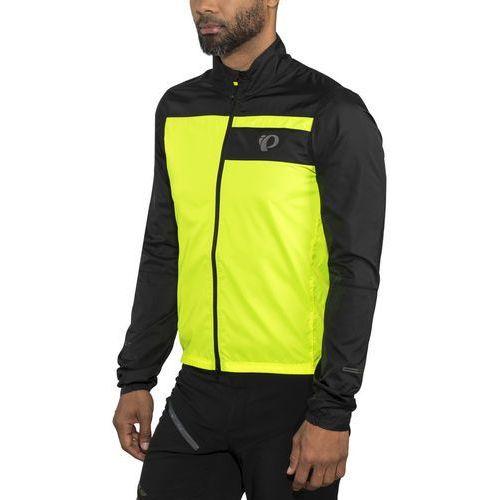 Pearl izumi elite escape barrier kurtka mężczyźni, black/screaming yellow m 2019 kurtki szosowe (0191234208550)
