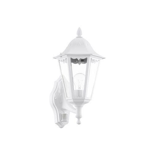 Eglo navedo lampa kinkiet sensor e27 1x60w 93447 (9002759934477)