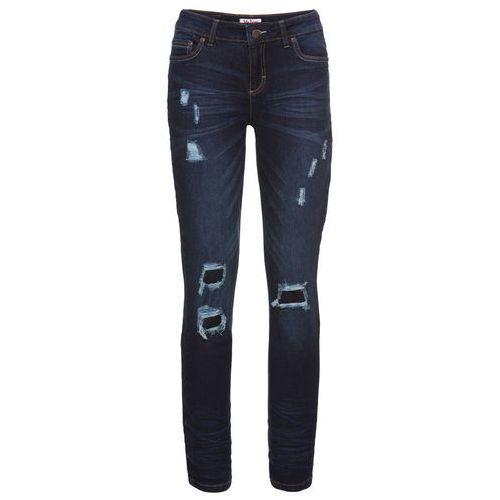 Dżinsy multi-stretch CLASSIC bonprix ciemnoniebieski, jeans