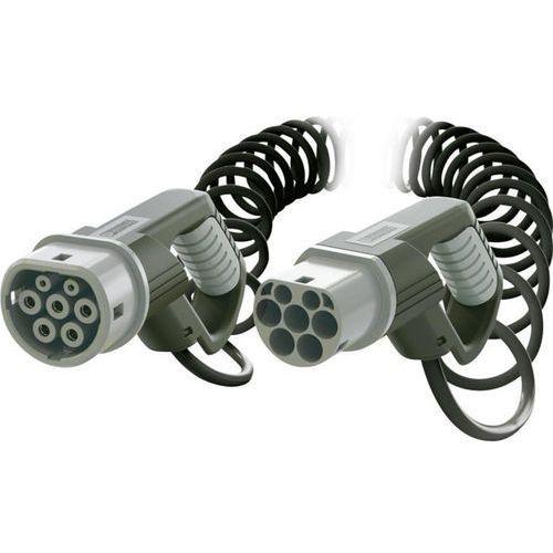 Kabel do ładowania Phoenix Contact 1404567 [ typ 2 - typ 2] 4 m Kabel spiralny, 1404567