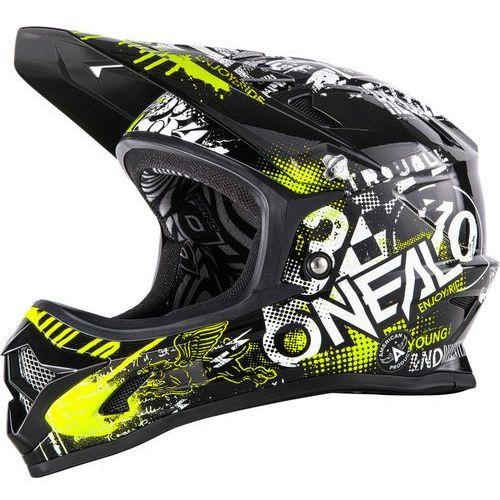 ONeal Backflip RL2 Evo Kask rowerowy czarny/kolorowy L | 51-52cm 2019 Kaski rowerowe
