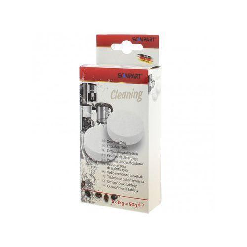 Scanpart 6 tabletek do odkamieniania automatów do kawy
