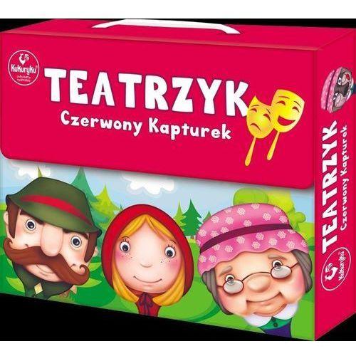 OKAZJA - Adamigo Teatrzyk - czerwony kapturek (5901738563360)