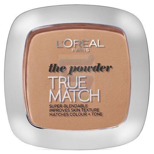 L'Oréal Paris True Match puder w kompakcie odcień 3D/3W Golden Beige 9 g, 3600520772035