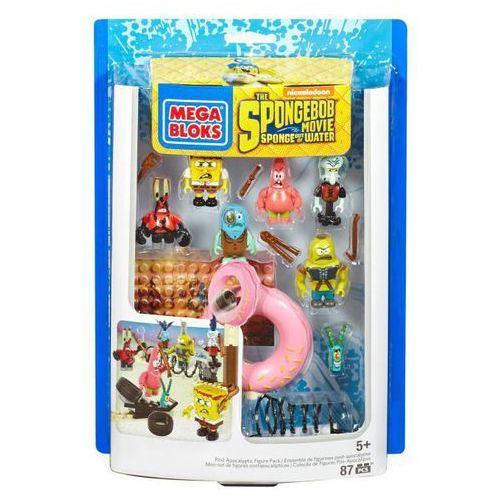MEGA BLOKS Spongebob Filmowe figurki