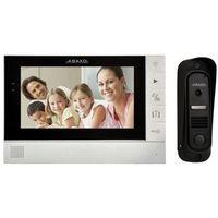 """MC-740CM Zestaw wideodomofonowy kolorowy, monitor 7"""" ABAXO"""