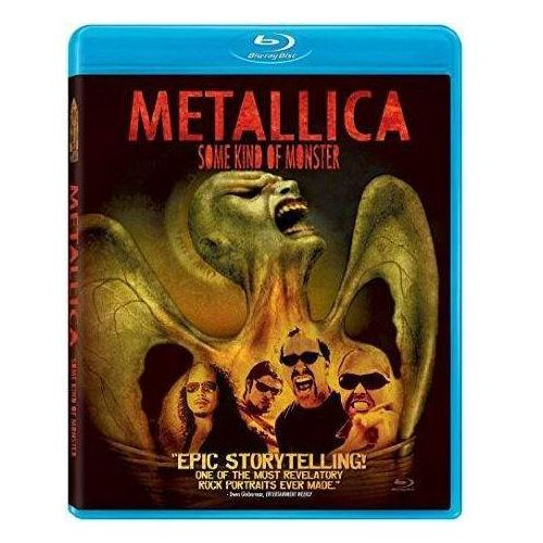 Some Kind Of Monster (2Blu-ray) - Metallica (Płyta CD) (0602547100573)