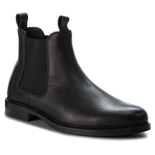 Sztyblety POLO RALPH LAUREN - Normanton 803664772001 Black, w 4 rozmiarach