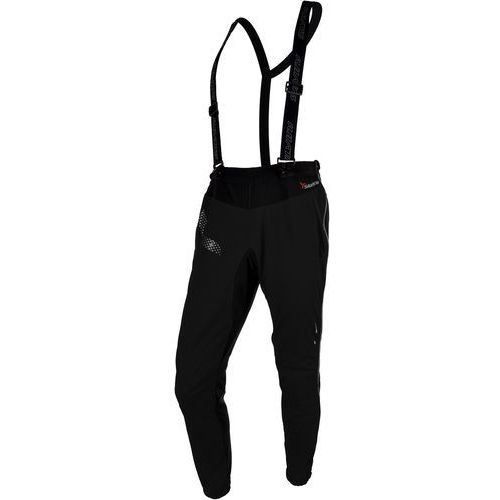 Silvini spodnie do narciarstwa biegowego Pro Forma MP320 Black XXL