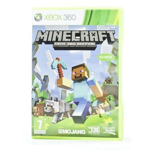 Minecraft z kategorii [gry XBOX 360]