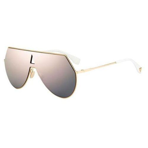 Okulary słoneczne ff 0193/s eyeshine 000/0j marki Fendi