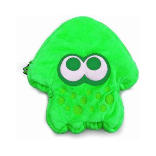 Etui nsw-052u splatoon 2 plush pouch do nintendo switch marki Hori