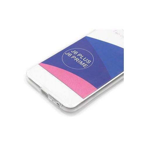 Samsung Galaxy J6 Plus - etui na tablet Full Body Slim - przezroczysty, ETSM795FBSLCLR000