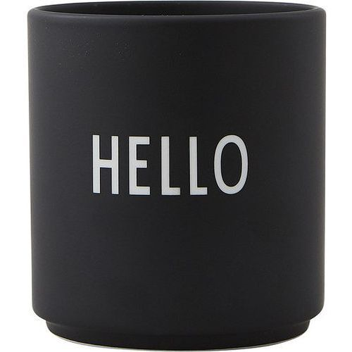 Kubek favourite hello marki Design letters