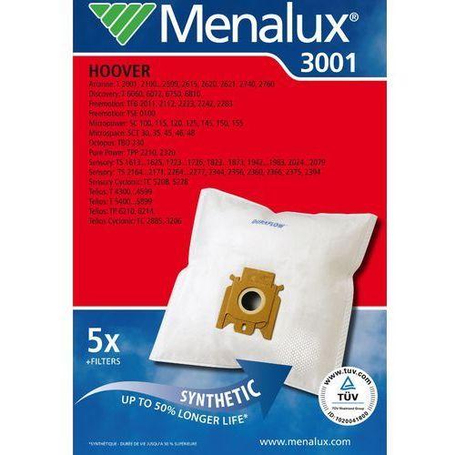 Worek do odkurzacza MENALUX 3001 (5 sztuk) (3023372025591)