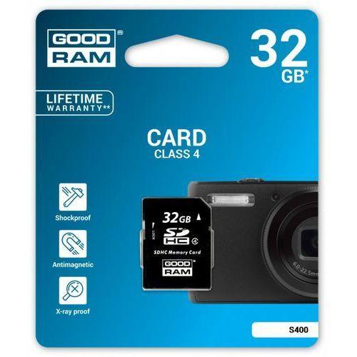 GOODRAM SDHC 32GB CLASS 4