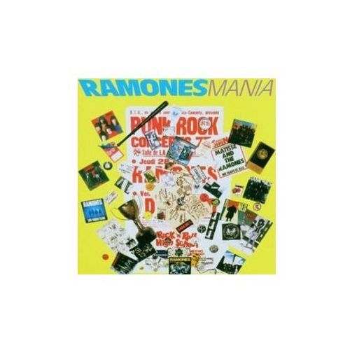 Warner music / warner bros. records Ramones - ramones mania