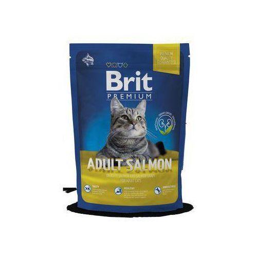 BRIT Cat Adult Salmon 800g