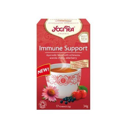 Herbata Na Odporność (Yogi Tea) 17 saszetek po 2g (4012824403222)