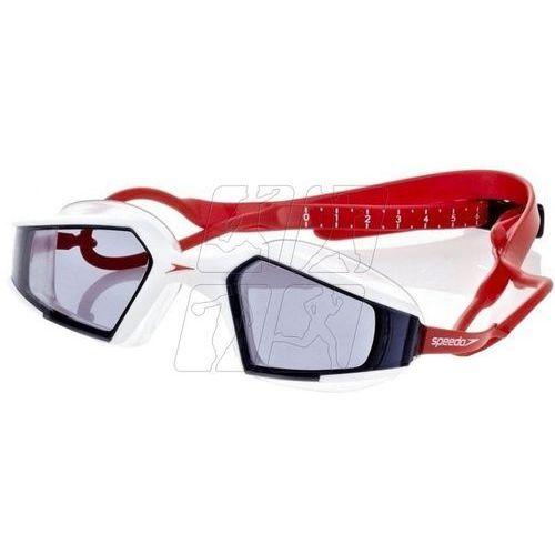 Okularki pływackie  aquapulse max 8-080448139 marki Speedo