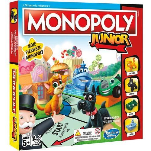 Monopoly Junior (5010993355198)