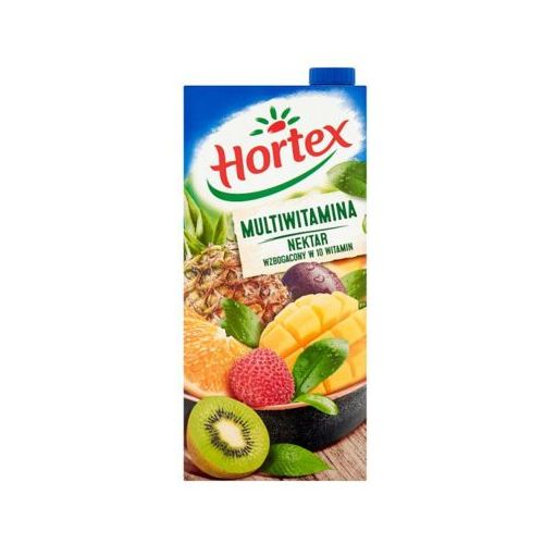 HORTEX 2l Multiwitamina Nektar z 12 egzotycznymi owocami