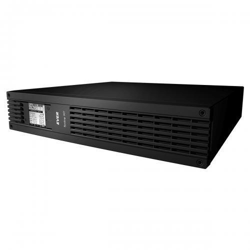 Zasilacz awaryjny UPS Ever Sinline RT 1000VA/650W Tower/Rack 2U + port komunikacji RJ45 (SNMP)
