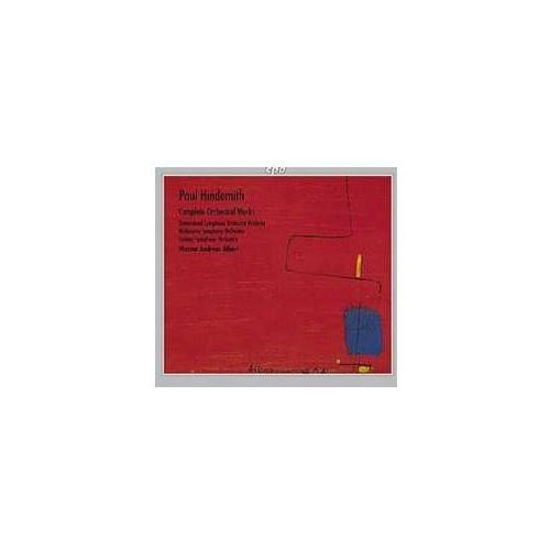 Hindemith: Orchestral Works 1