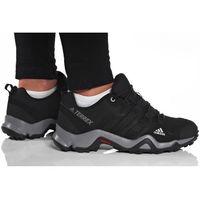 adidas Performance TERREX AX2R Półbuty trekkingowe core black/vista grey, kolor czarny