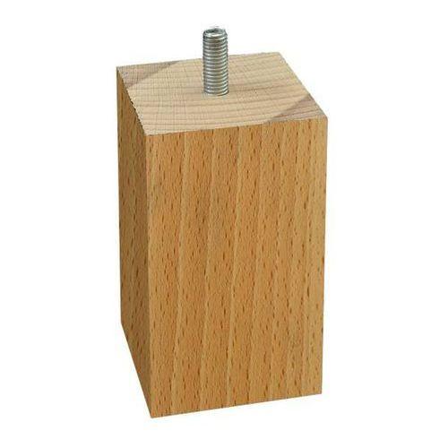 Diall Noga kwadrat 100 mm 55 x 55 mm buk