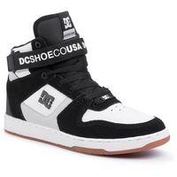 Sneakersy DC - Pensford ADYS400038 Black/White/Gum (BW6)