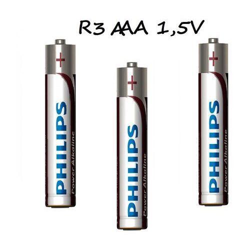 Bateria alkaliczna power aaa 1,5v 1szt marki Philips