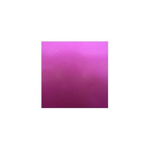 Folia satynowa metaliczna połysk różowa szer.1,52m smx10 marki Grafiwrap