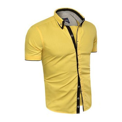 Wyprzedaż koszula cd24 - żółty, KOSZULA CD24 - ŻÓŁTY