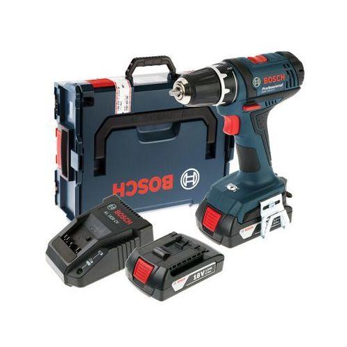 Bosch GSR 18-2, napięcie zasilania: [18 V]