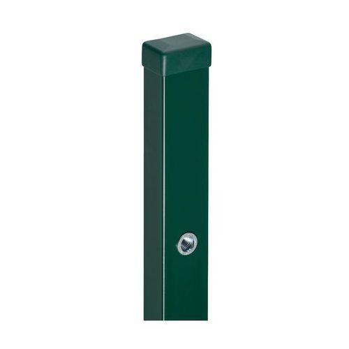 Polbram Słupek furtkowy 6 x 4 x 220 cm zielony stark (5900652450626)