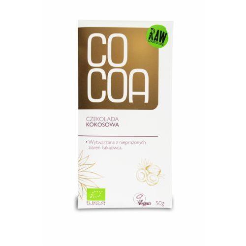 CZEKOLADA KOKOSOWA BIO 50 g - COCOA, 5902565210045 (5835514)