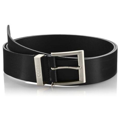 Pasek HUGO C-Bud 10112630 01 dla mężczyzn, kolor: czarny (Black 1), rozmiar: 105 cm, 50292558-1