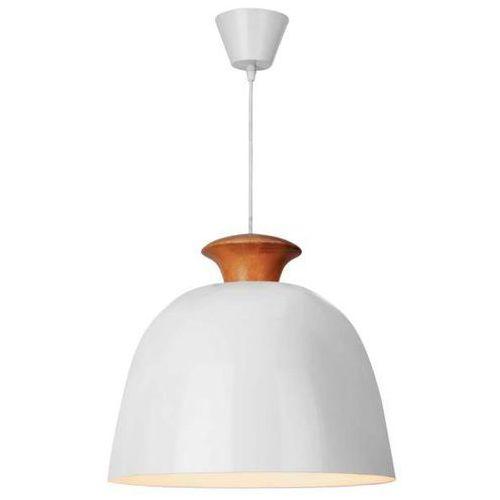 Lampa wisząca LIGHT PRESTIGE Aulla 1 LP-1228/1P Biały + DARMOWY TRANSPORT!, kolor Biały