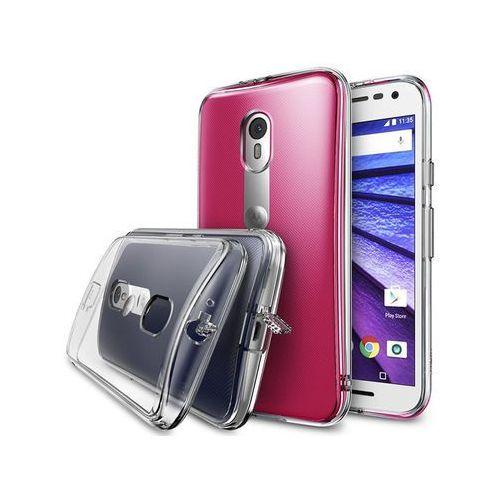 Etui Rearth Ringke Fusion Motorola Moto G 3rd Gen - Przezroczysty, 8809452173902