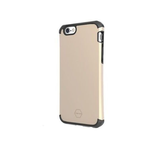 Etui ITSKINS Evolution do iPhone 6/6s Czarno-złoty (4894465049232)
