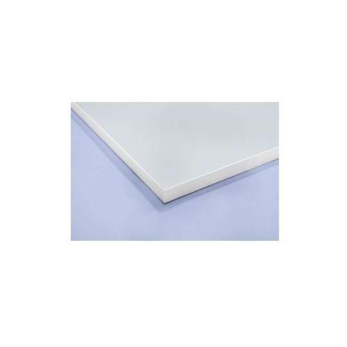 Kompaktowy stół warsztatowy, blat uniwersalny,szer. x głęb. 605 x 650 mm, 1 szuflada